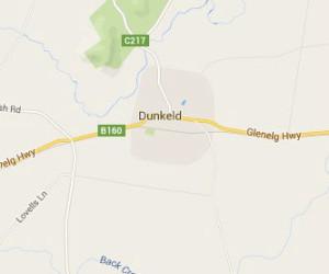 Dunkeld RO plant map